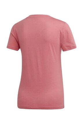adidas Essentials Linear Kadın Tişört 2