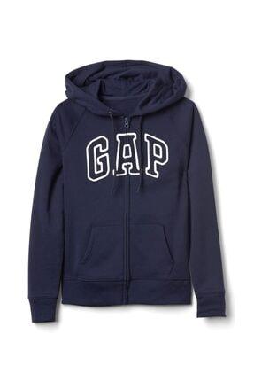 GAP Logo Kapüşonlu Sweatshirt 4
