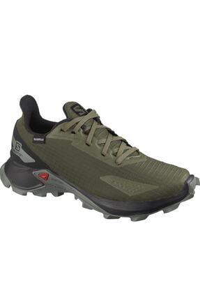Salomon Erkek Haki Outdoor Ayakkabı L41105800 0