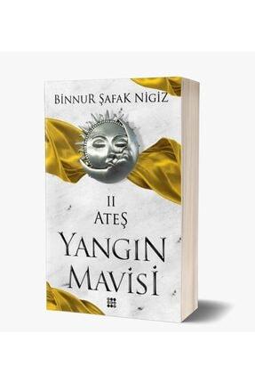 Dokuz Yayınları Yangın Mavisi Seti Binnur Şafak Nigiz 1