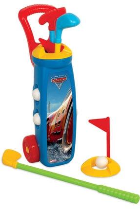 Dede Oyuncak Cars Golf Arabası 0