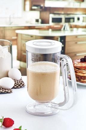 Arsimo Pratik Hamur Dağıtıcı Pancake Krep Muffin Kolay Akıtma Kabı 1