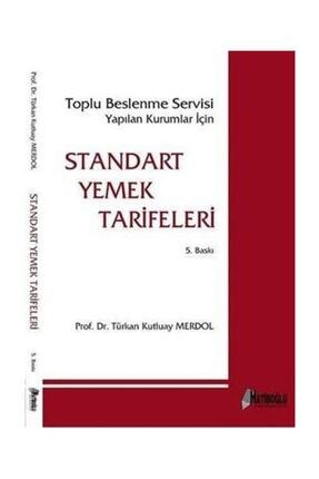 Hatiboğlu Yayınları Standart Yemek Tarifeleri 0