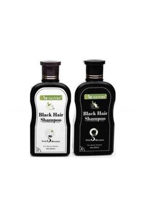 Siyah Şampuan Seti siyah şampuan seti