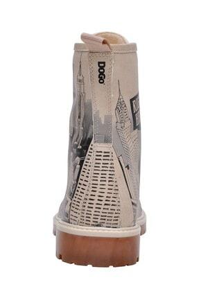Dogo Kadın Bej Çok Renkli  Bot Dgs014-lb021 2