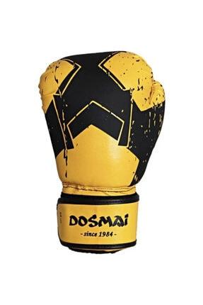 Sarı Boks Kickboks Eldiveni ES-BE-01
