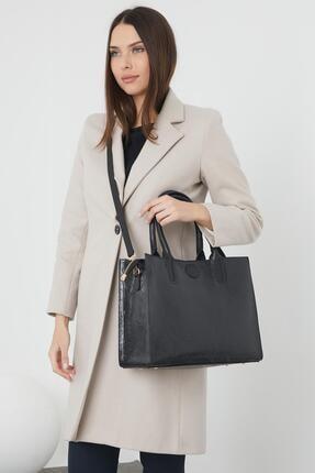 Çantacımstore Kadın Omuz Ve Kol Çantası Blanca Siyah 2