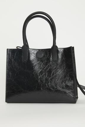 Çantacımstore Kadın Omuz Ve Kol Çantası Blanca Siyah 4