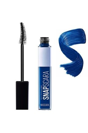Maybelline New York Snapscara Maskara Mavi 1