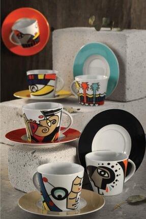 Kütahya Porselen Free Time Kahve Takımı 0