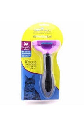Easy Pet Furminator Short Hair Kısa Tüylü Kediler Için Tüy Tarağı Large 0