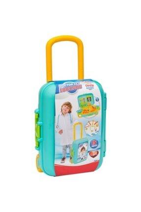 Dede Oyuncak Dede Candy & Ken Doktor Set Bavulum 1