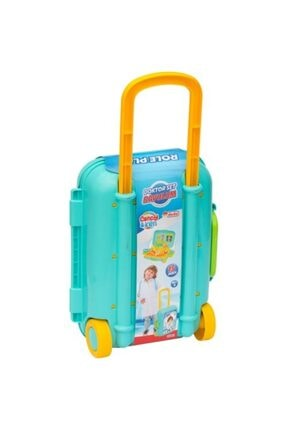 Dede Oyuncak Dede Candy & Ken Doktor Set Bavulum 2