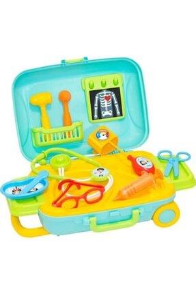 Dede Oyuncak Dede Candy & Ken Doktor Set Bavulum 3