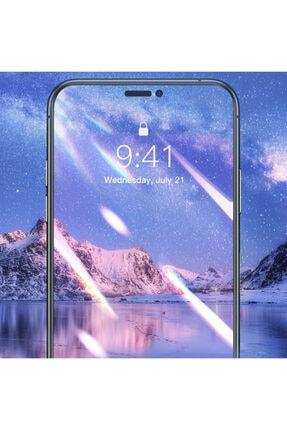 Baseus 0.25mm Iphone 11 Pro -xs -x 3d Curved Full Anti Blue Ekran Koruyucu 3
