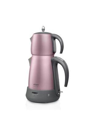 Arzum Ar3078 Çaycı Klasik 1650 w Çelik Çay Makinesi 1