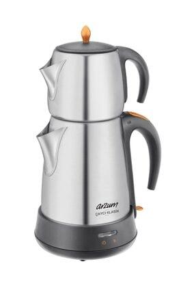 Arzum Ar3004-ınx Çaycı Klasik Çay Makinesi 0