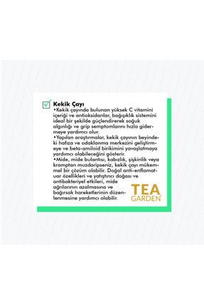 TeaGarden Kekik Çayı 42'li Süzen Poşet 1