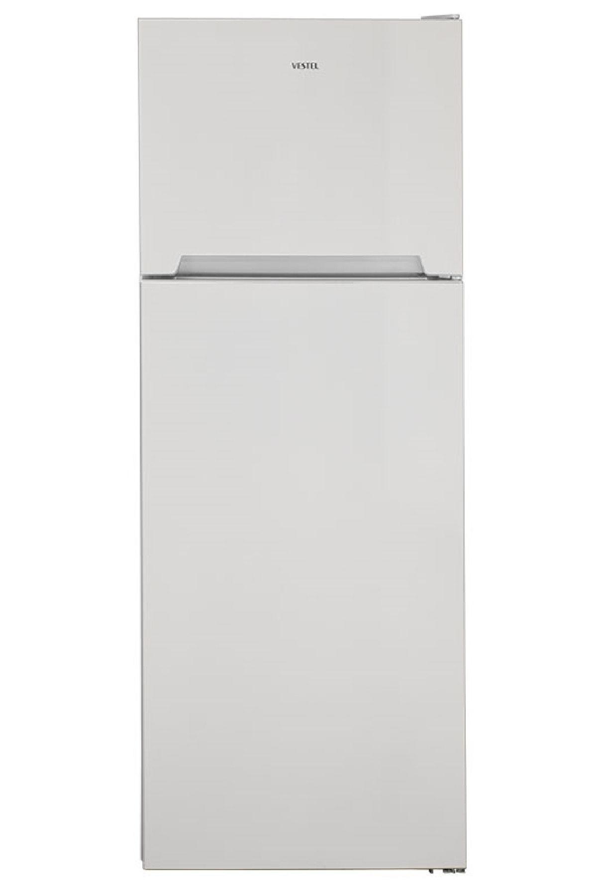 SC4701 A+ 470 Lt Çift Kapılı Statik Buzdolabı