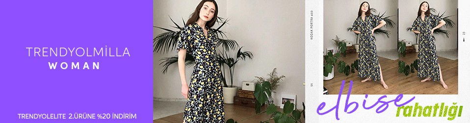 TRENDYOLMİLLA - Elbise Trendi