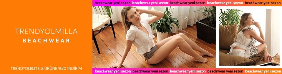 TRENDYOLMİLLA - Beachwear Yeni Sezon