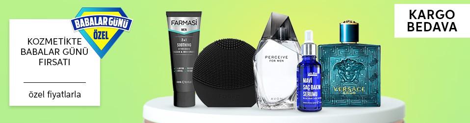 Kozmetikte Babalar Günü Fırsatı