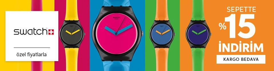 Swatch Saat Koleksiyonu