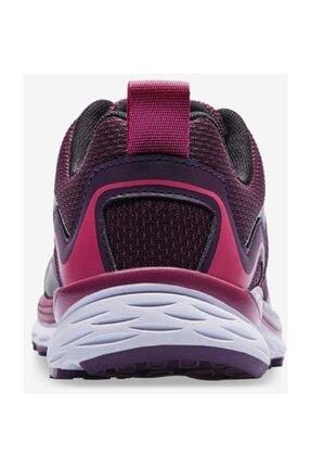 Lescon Sonıc Runner Mor Yazlık Günlük Bayan Koşu Spor Ayakkabı 4