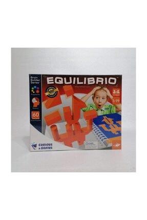 Curious & Genius Yayınları Equilibrio Zeka Geliştirici Kutu Akıl Ve Zeka Oyunu 0