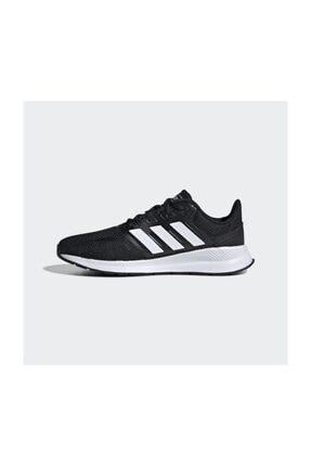 adidas RUNFALCON Siyah Erkek Çocuk Koşu Ayakkabısı 100531433 4