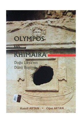 İmaj Yayıncılık Olympos ve Khimaira 0