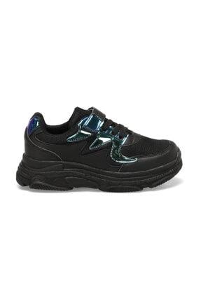Icool HOLLY Siyah Kız Çocuk Sneaker Ayakkabı 100479639 1