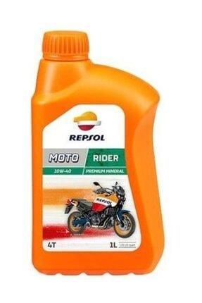 Castrol Repsol Moto Rider 4T 10w-40 1 Litre 0