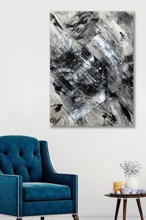 Hediyeler Kapında 50x70 Sürreal Duvar Kanvas Tablo Painting 0