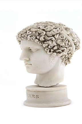 Mitr Büyük Hermes Büst 1
