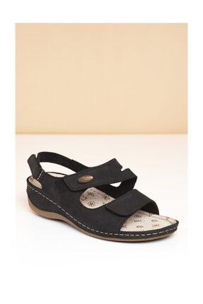 Pierre Cardin Pc-2610 Siyah Kadın Sandalet 0
