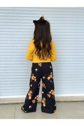 Riccotarz Çocuk Sarı Ceketli Tulum 3