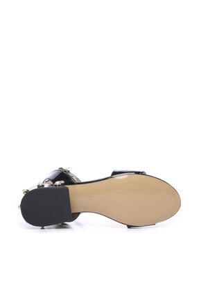 Kemal Tanca Siyah Kadın Ayakkabı 652 1830-2 BN AYK 3