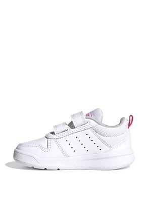 adidas TENSAUR Beyaz Kız Çocuk Sneaker Ayakkabı 100481660 1