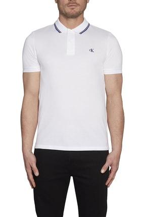 Calvin Klein Erkek Polo Yaka T-shirt J30J314565 0