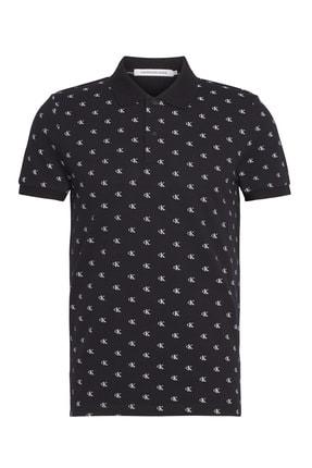 Calvin Klein Erkek Polo Yaka T-shirt J30J315192 4