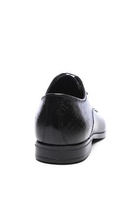 Kemal Tanca Hakiki Deri Siyah Erkek Klasik Ayakkabı 16 600 ERK AYK 1