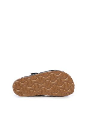 Kemal Tanca Erkek Çocuk Siyah Hakiki Deri Sandalet Ayakkabı 719 300 CCK 22-30 Y19 4