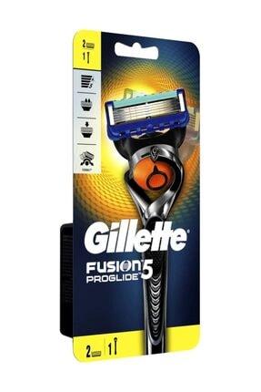 Gillette Fusion Proglide Flexball Tıraş Makinesi + 2 Adet Yedek Başlık 0
