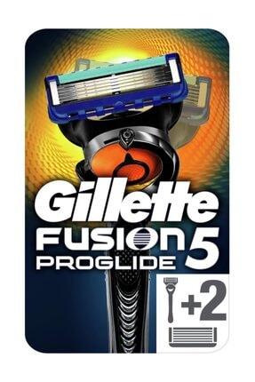 Gillette Fusion Proglide Flexball Tıraş Makinesi + 2 Adet Yedek Başlık 1