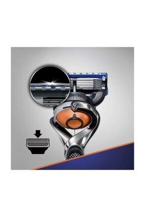 Gillette Fusion Proglide Flexball Tıraş Makinesi + 2 Adet Yedek Başlık 3