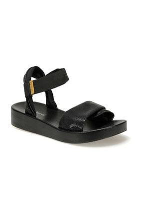 Polaris Siyah Kadın Sandalet 0