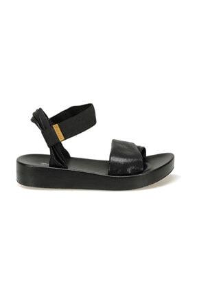 Polaris Siyah Kadın Sandalet 2