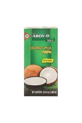 Aroy D Thai World Hindistan Cevizi Sütü 1000 Ml 0