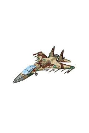 Cubic Fun P628h Super Military Ah-1 Huey Cobra Sukhoi Su-35 3d Puzzle 1